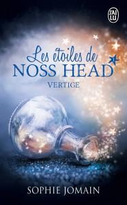 Les Étoiles de Noss Head - tome 1 Vertige de Sophie Jomain
