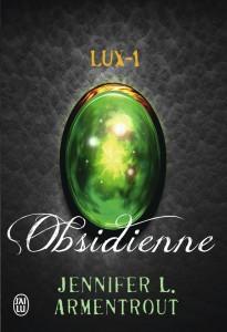 Lux tome 1 - Obsidienne de Jennifer L. Armentrout