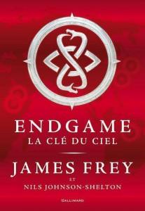 Endgame tome 2 La clé du ciel de James Frey