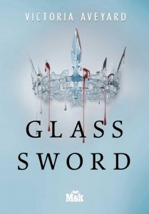 Glass Sword tome 2 Red Queen de Victoria Aveyard