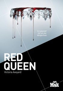 Red Queen tome 1 de Victoria Aveyard