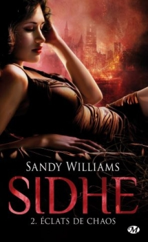Sidhe tome 2 de Sandy Williams