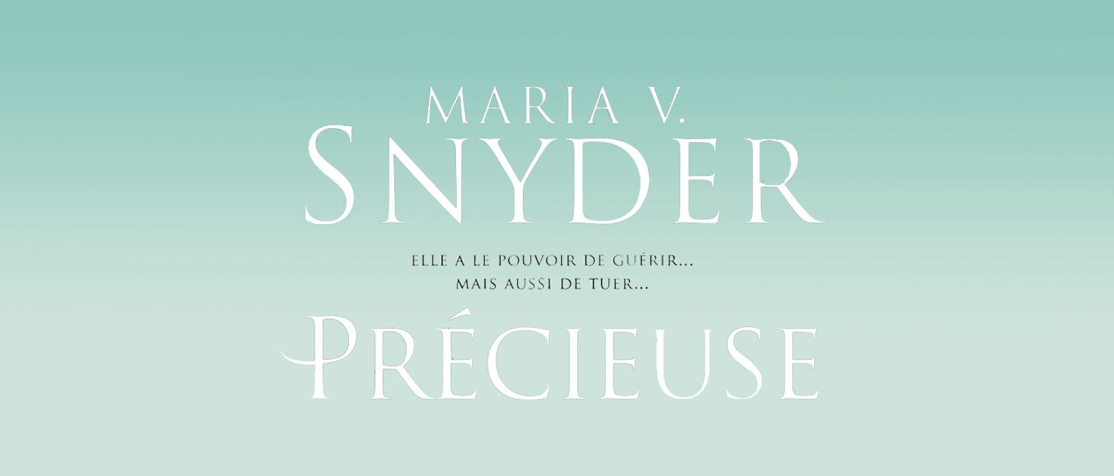 Avis sur le tome 1 de la série le pouvoir des Lys, Précieuse