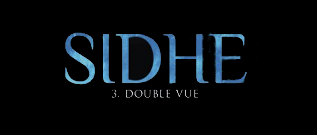 Sidhe tome 3 Double vue de Sandy Williams