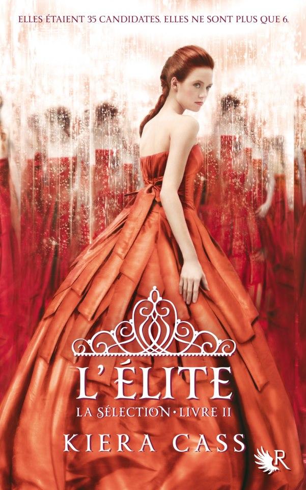 L'élite, tome 2 La sélection de Kiera Cass