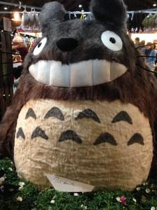 Peluche Totoro MIA