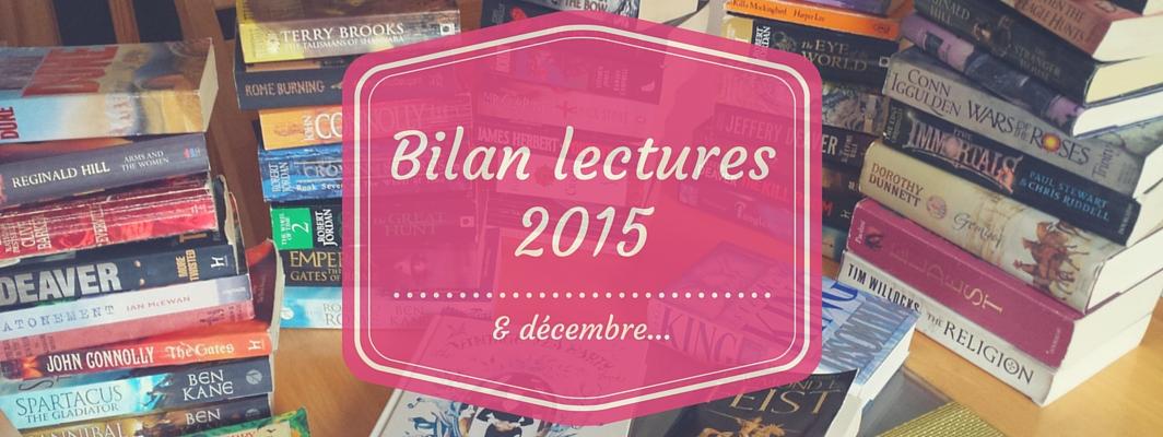 Bilan livresque des lectures de la fraise pour l'année 2015