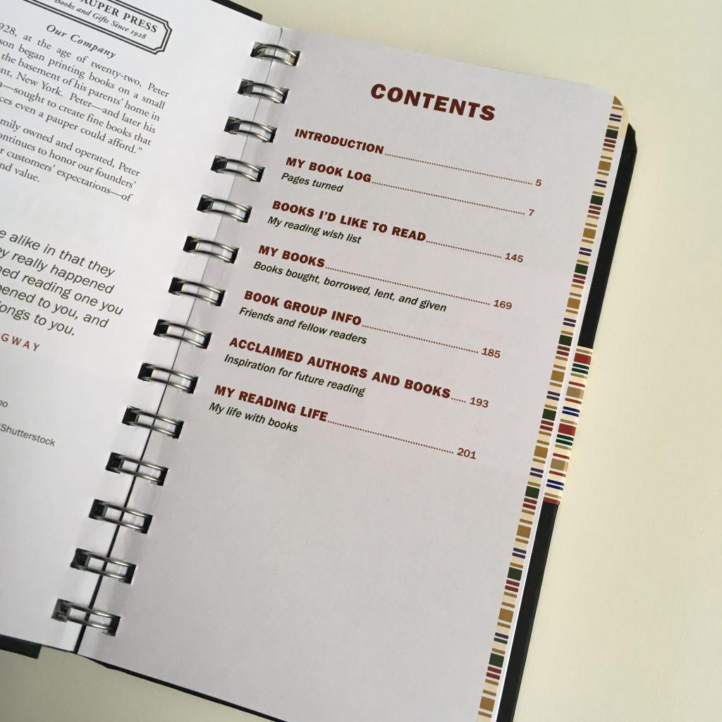 Book-lovers-journal-sommaire-chroniques-de-la-fraise