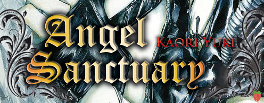 Angel Sanctuary de Kaori Yuki