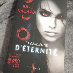 Blood of eden tome 2 la gardienne d'eternite