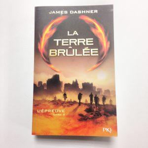L'épreuve tome 2 la terre brulée de James Dashner