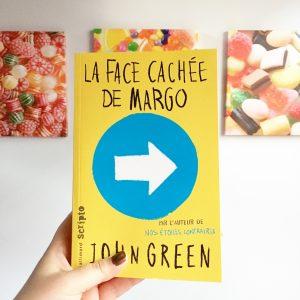 La face cachée de margo de John Green