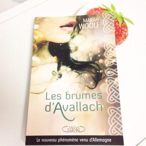 Les Brumes d'Avallach de Marah Woolf
