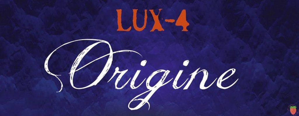 Lux tome 4 Origine de Jennifer L.Armentrout