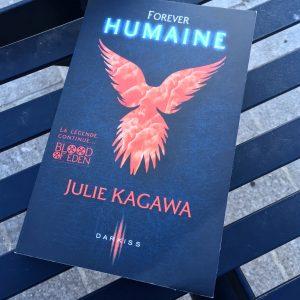 Forever humaine, tome 3 Blood Of Eden de Julie Kagawa