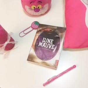 Lune Mauve tome 1 la disparue de Marilou Aznar