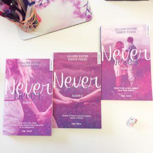Never Never de Colleen Hoover et Tarryn Fisher