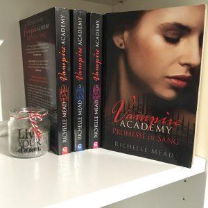 Vampire Academy tome 4