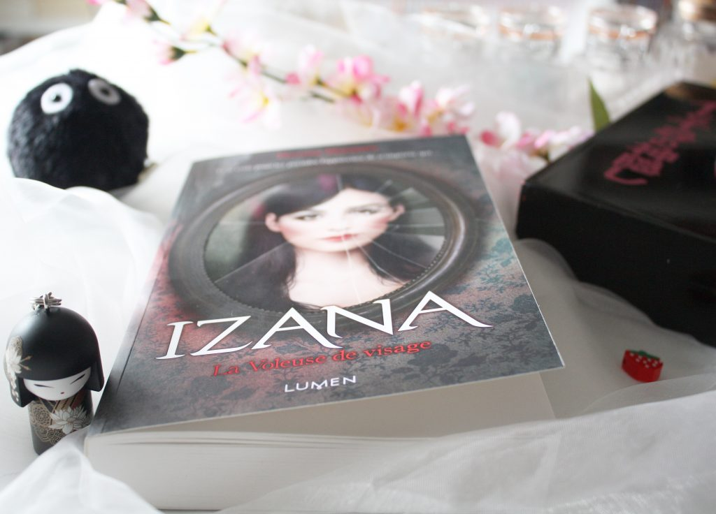 Izana la voleuse de visage de Daruma Matsuura