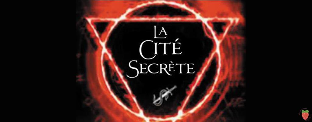 La cité secrète de Carina Rozenfeld et C.J Daugherty
