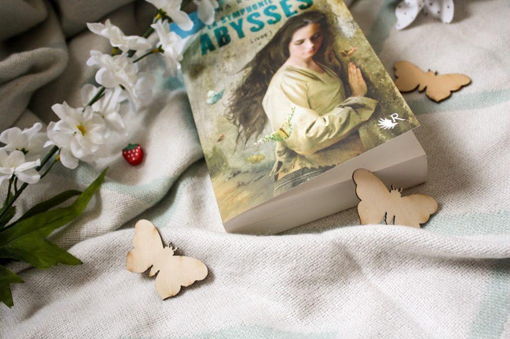 La symphonie des Abysses tome 1 de Carina Rozenfeld