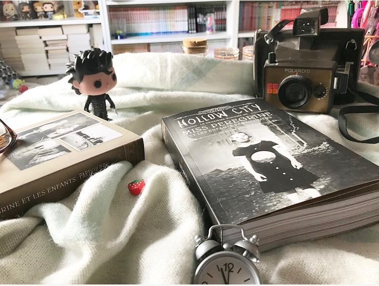 Miss Peregrine et les enfants particuliers tome 2 Hollow City de Ransom Riggs