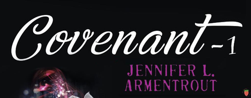 Convenant Tome 1 Sang-mêlé de Jennifer L.Armentrout
