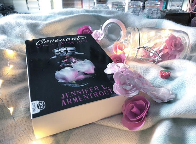 Convenant tome 1 sang-mêlé de Jennifer L Armentrout