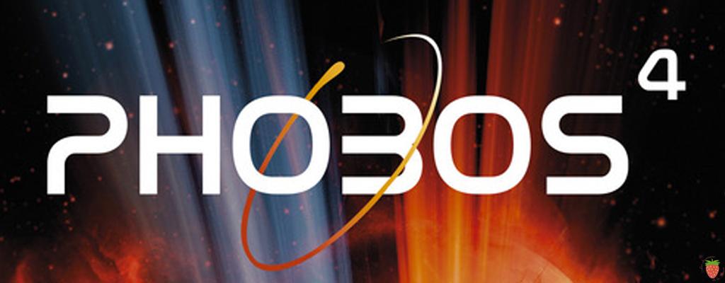 Phobos tome 4 de Victor Dixen