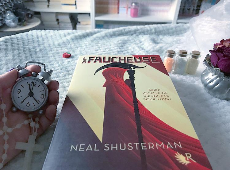 La faucheuse tome 1 de Neal Shusterman