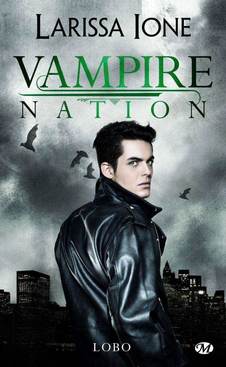 Vampire Nation tome 2.5 de Larissa Ione