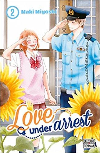 love under arrest tome 2