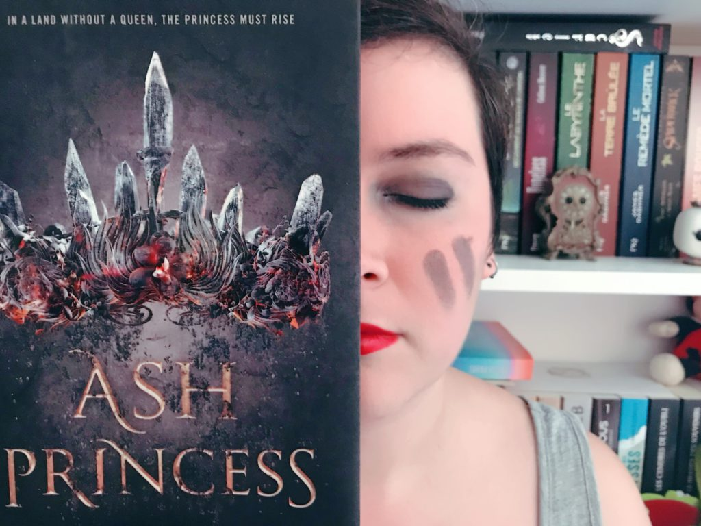 Photo de la couverture de Ash Princess