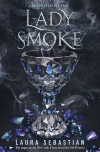 Couverture de Lady Smoke tome 2 de Ash Princess